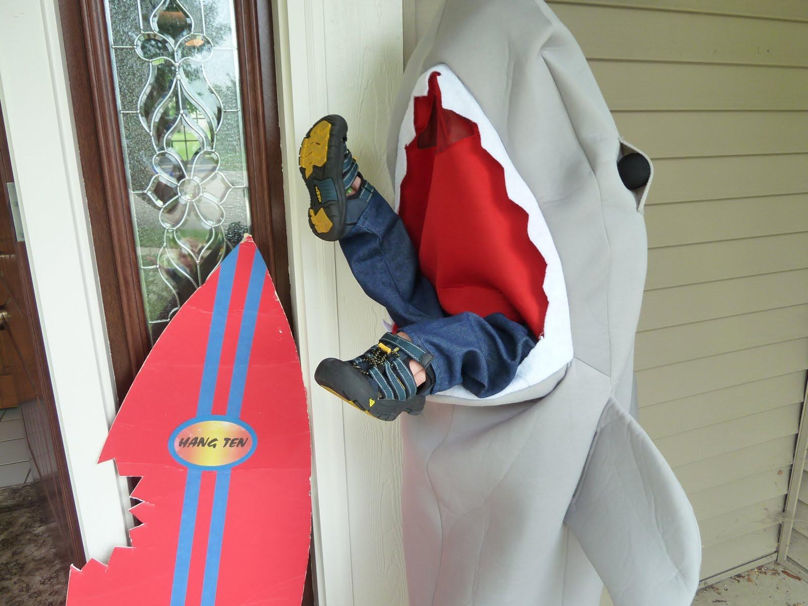 Sometimes Creative: Shark Party