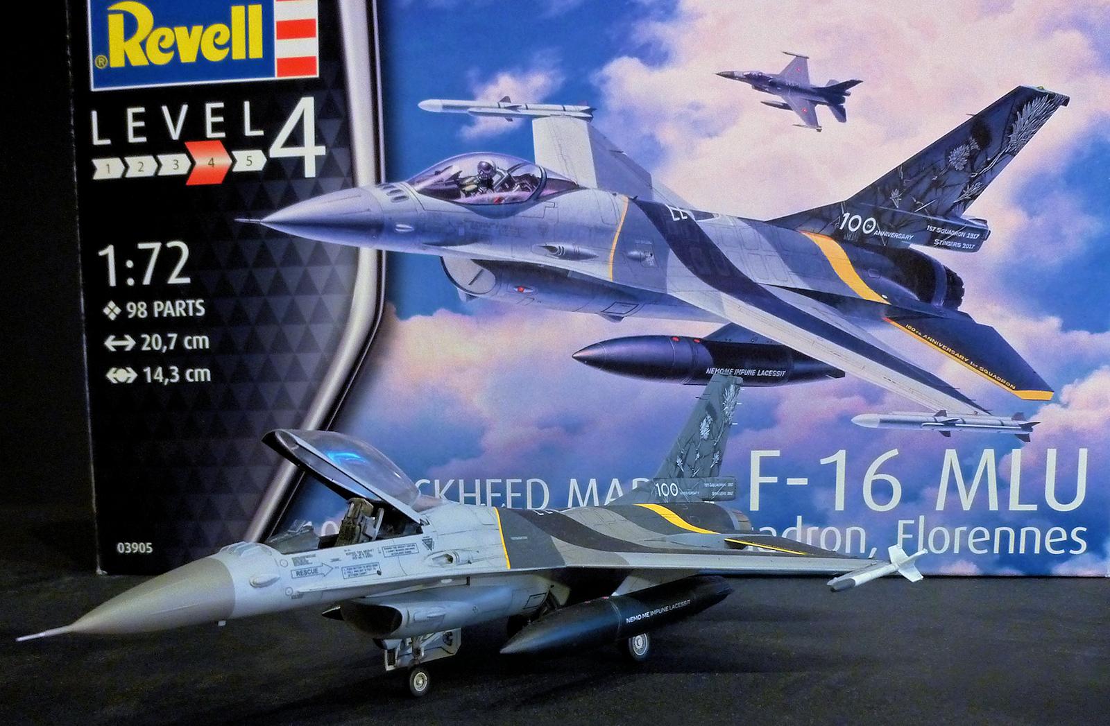 Hasegawa 1//72 the United States Air Force F-16C Fighting Falcon plastic model B2
