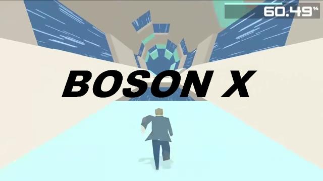 Cover Boson X
