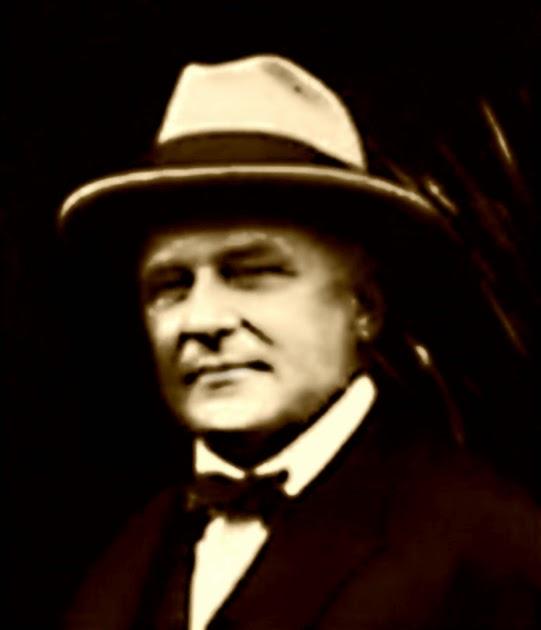 Alberto Bins, em 1929, na época em que era Prefeito de Porto Alegre.