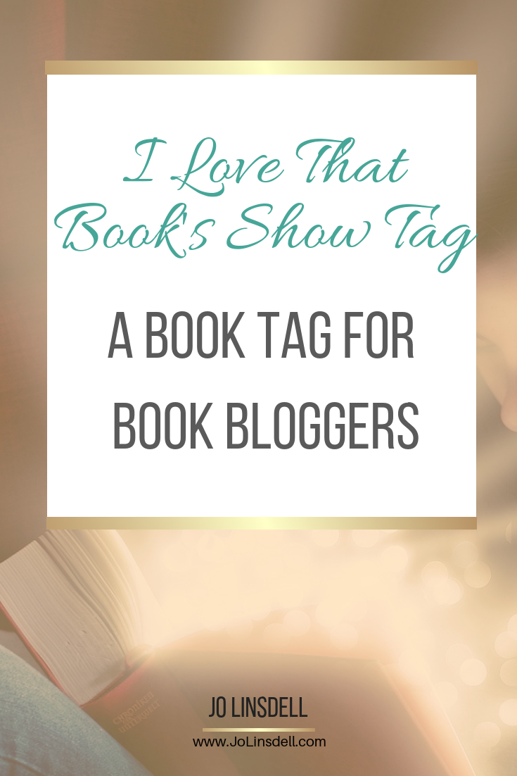 I Love That Book's Show Tag