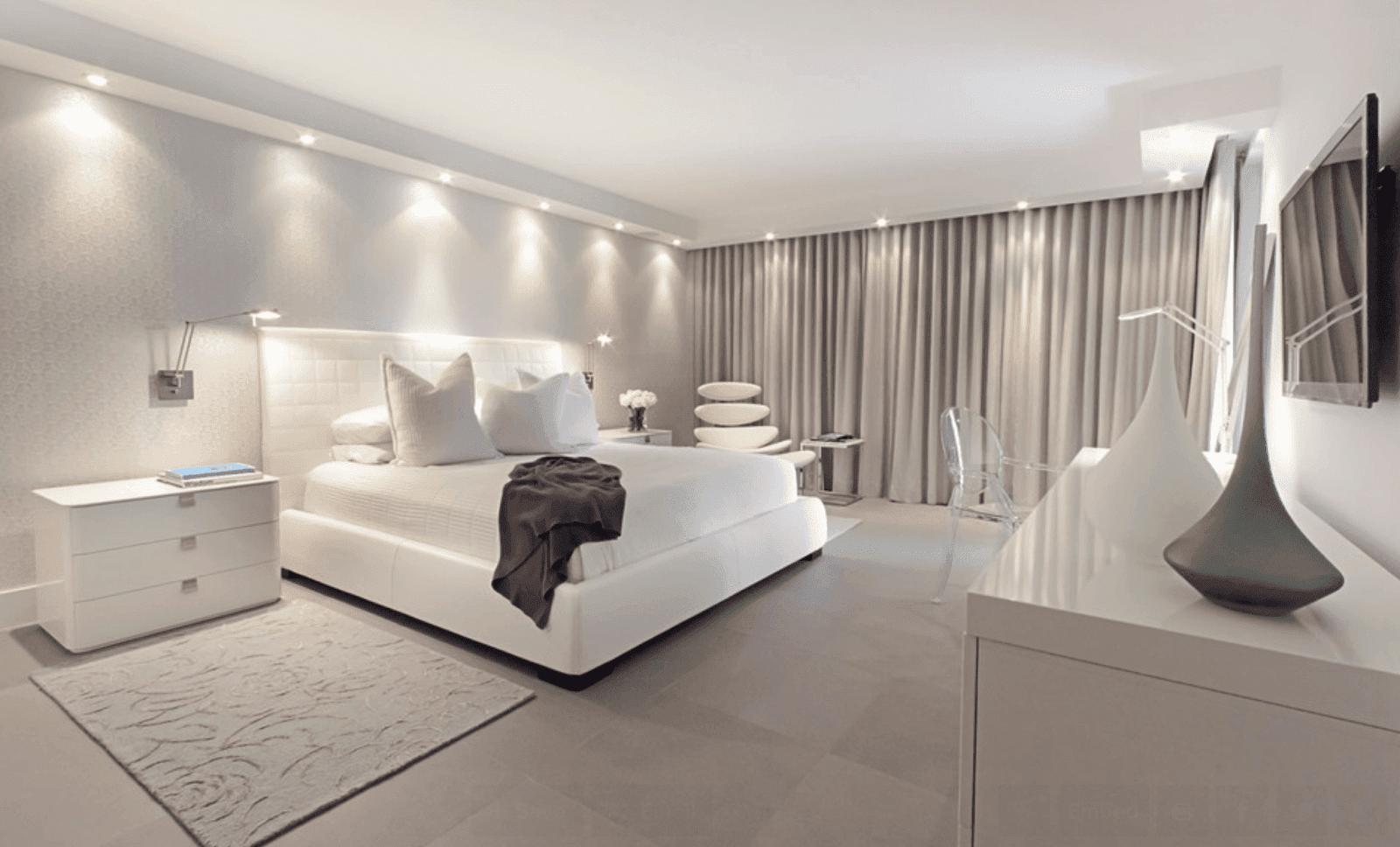 Construindo Minha Casa Clean Quartos De Luxo Decora Es Para  ~ Jardim De Inverno Para Quarto E Quarto De Menino De Luxo