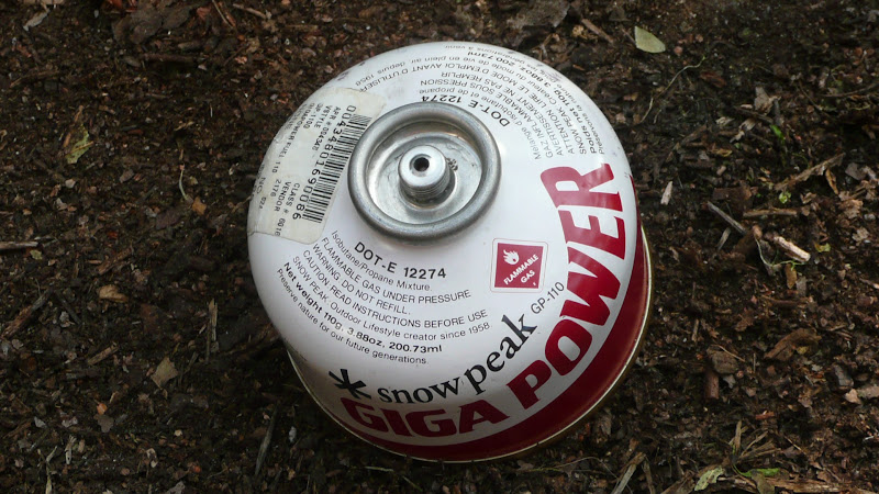 Adventures In Stoving: Backpacking Gas Canisters 101