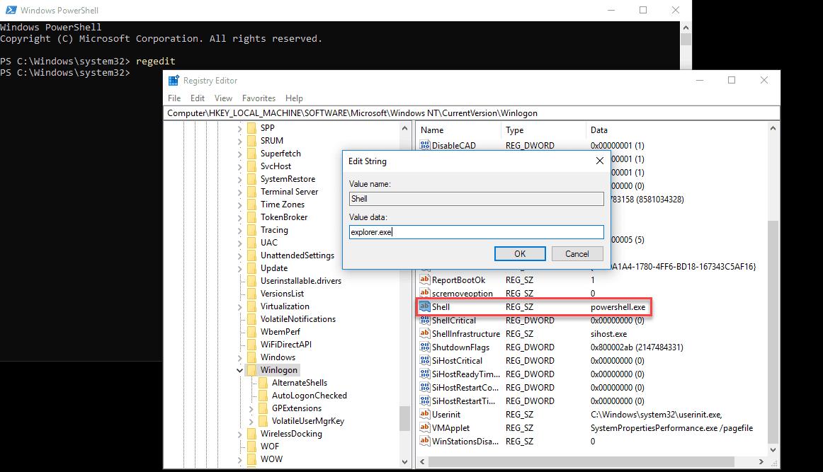Chạy ứng dụng mặc định hoặc phần mềm khi đăng nhập Windows 10 - Ảnh 3
