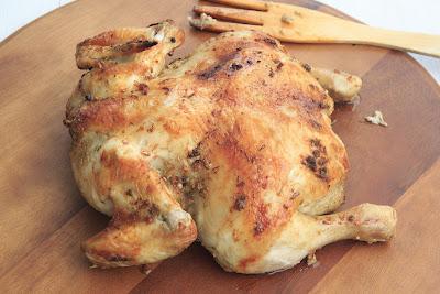 ayam panggang khas western