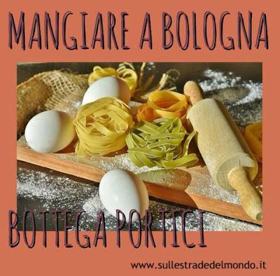 Dove mangiare a Bologna cover