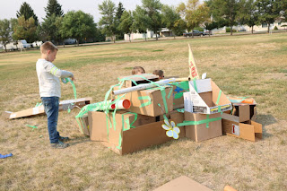 Pop Up Play Forty Mile Region