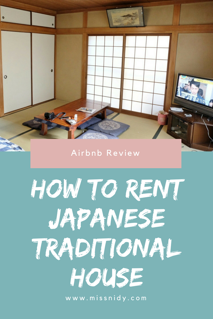 renting airbnb apartment in osaka