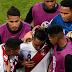Dinamarca derrotó 1-0 a Perú