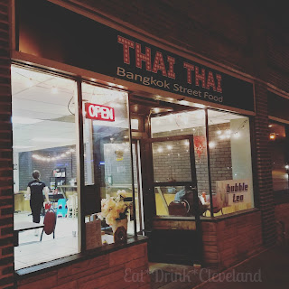 Eat*Drink*Cleveland: Thai Thai restaurant in Lakewood review