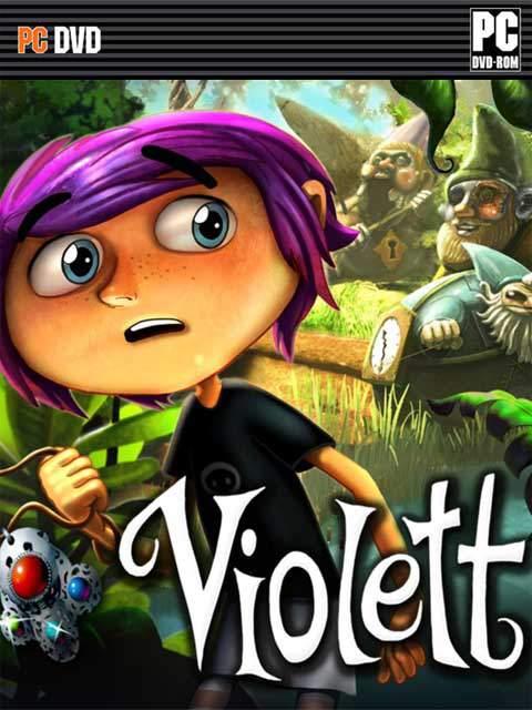 تحميل لعبة Violett مضغوطة برابط واحد مباشر كاملة مجانا