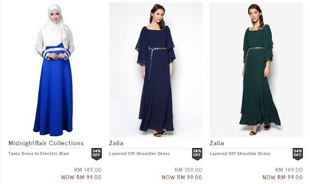 Beli dress murah terkini online