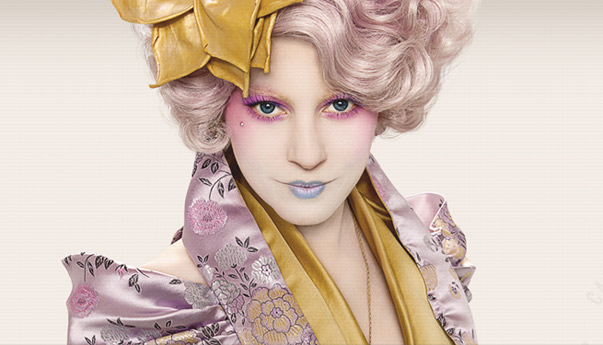 To Dress Up As Because Of Her Over The Top Look Here Are A Few Ways You Too Can Like Effie Trinket And May Odds Be Ever In Your Favor