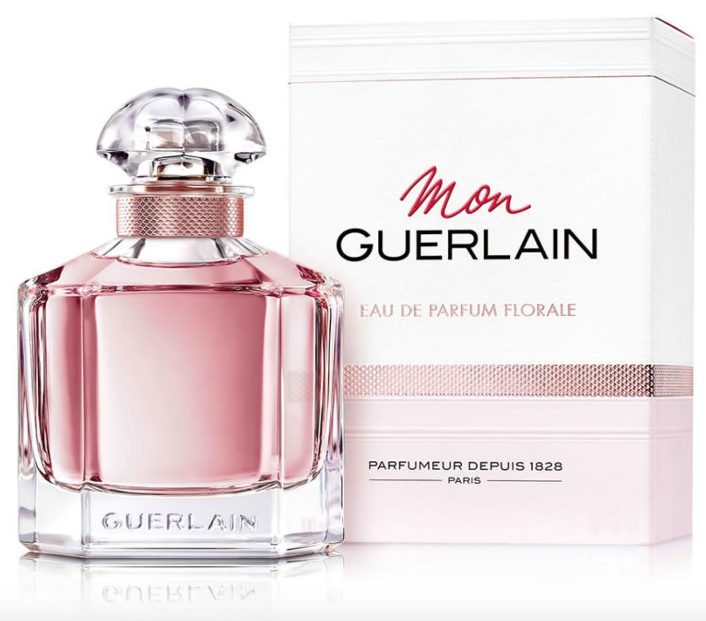 Guerlain Mon Guerlain Eau De Parfum Florale Review A Fragrance