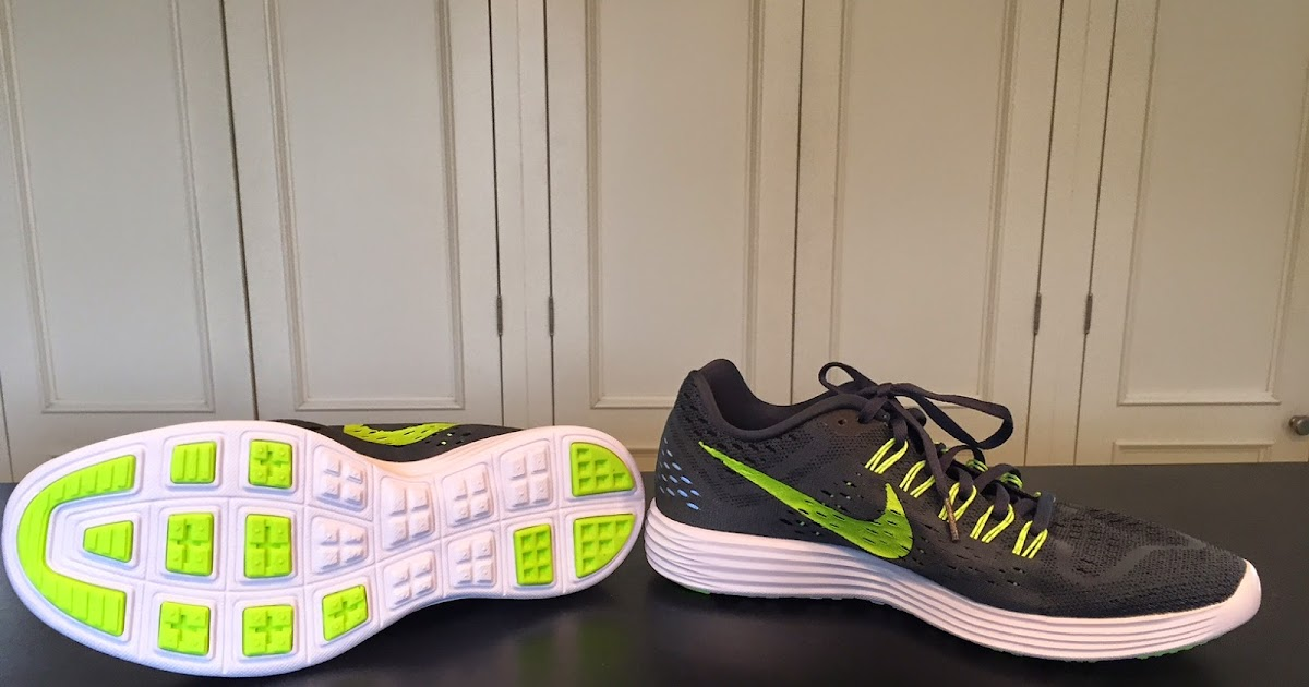 82690c9c1cf Road Trail Run  Review  Nike Lunar Tempo  Fabulous Racer Trainer with Very  High Cushion to Weight Ratio.Comfortable Any Speed Ride