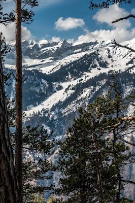 Schneelage Kramsach