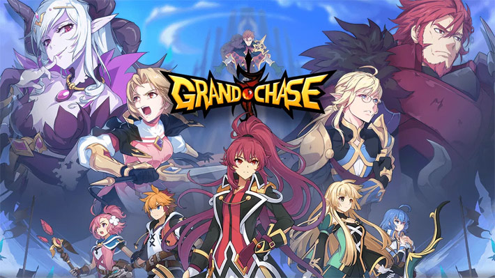 [7 Jogos Indispensáveis] - Android Grand-chase