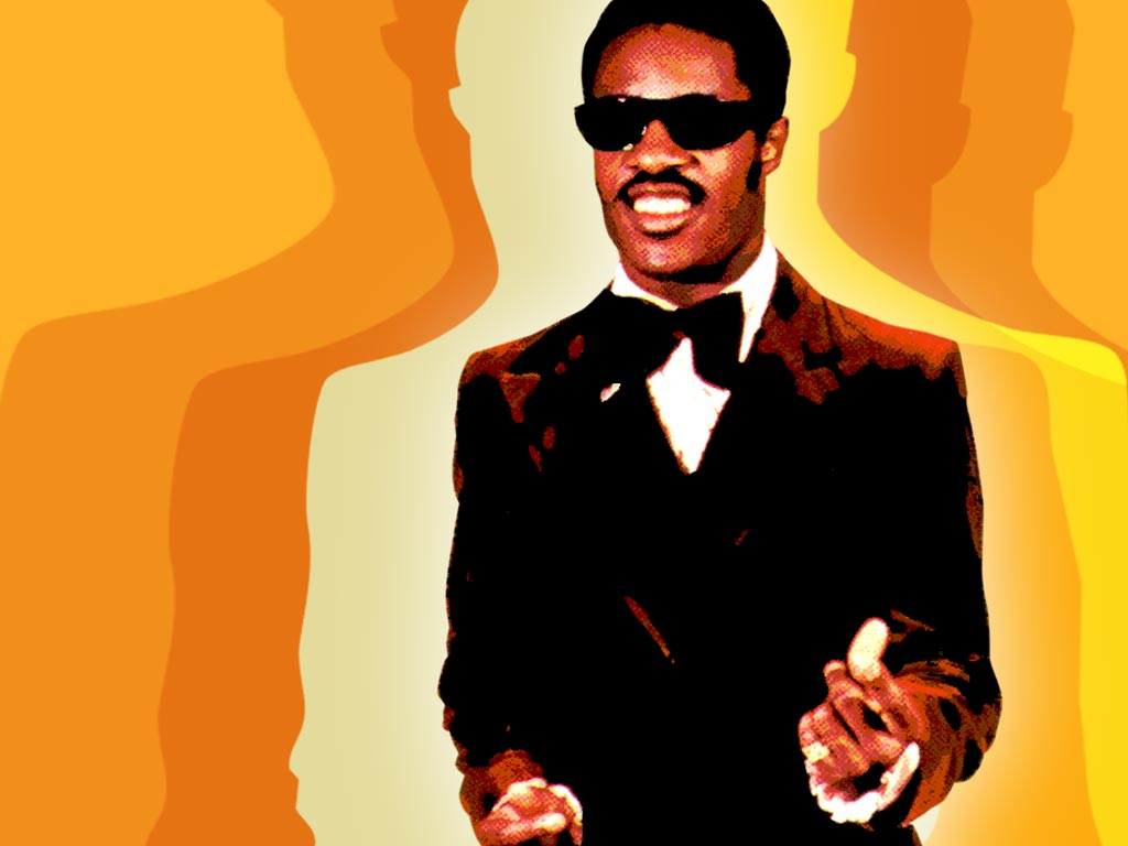 In The 1970s Stevie Wonder
