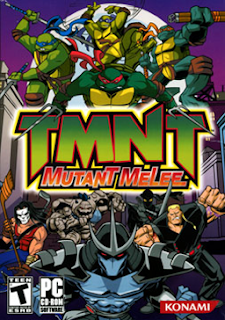 Download TMNT: Mutant Melee Full Version PC Free