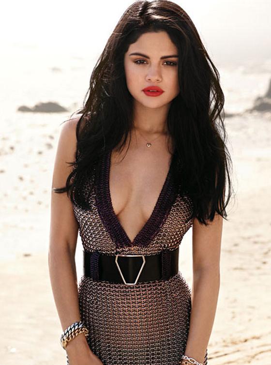Selena Gomez - LINDAAA!
