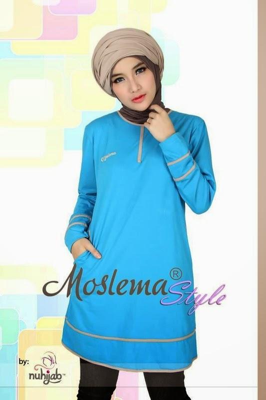 Koleksi Baju Muslim Modern untuk Perempuan