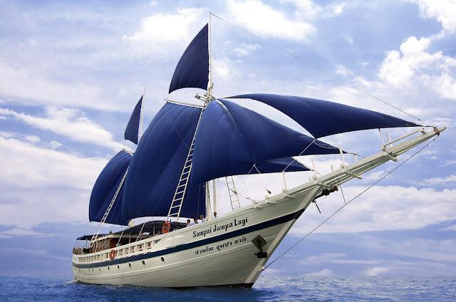 Bangun Pariwisata, Perahu Layar Pesiar Dimudahkan Masuk Sabang
