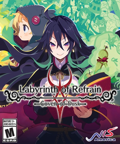 โหลดเกมส์ Labyrinth of Refrain: Coven of Dusk
