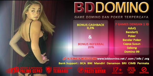 Link Alternatif Judi Poker Online BdDomino