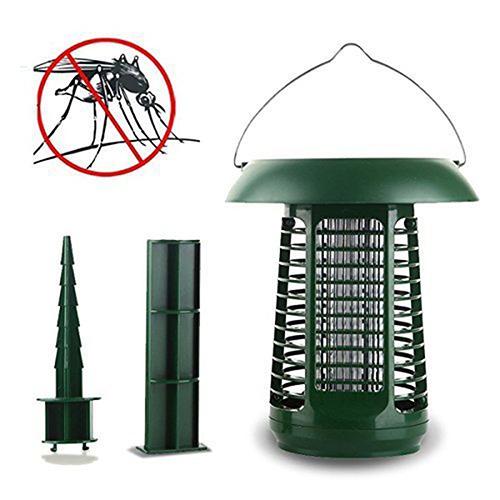 lampe uv anti moustique solaire