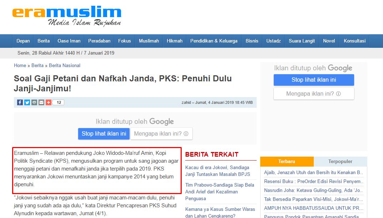 """Program Santunan Janda Jokowi, Sangat melegakan """"Bu Mega"""""""