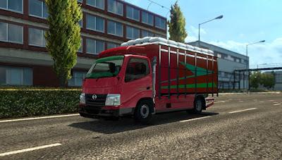 Truck Hino Dutro ETS2 V1.30