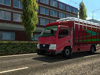 Truck Hino Dutro BW - ETS2 V1.30