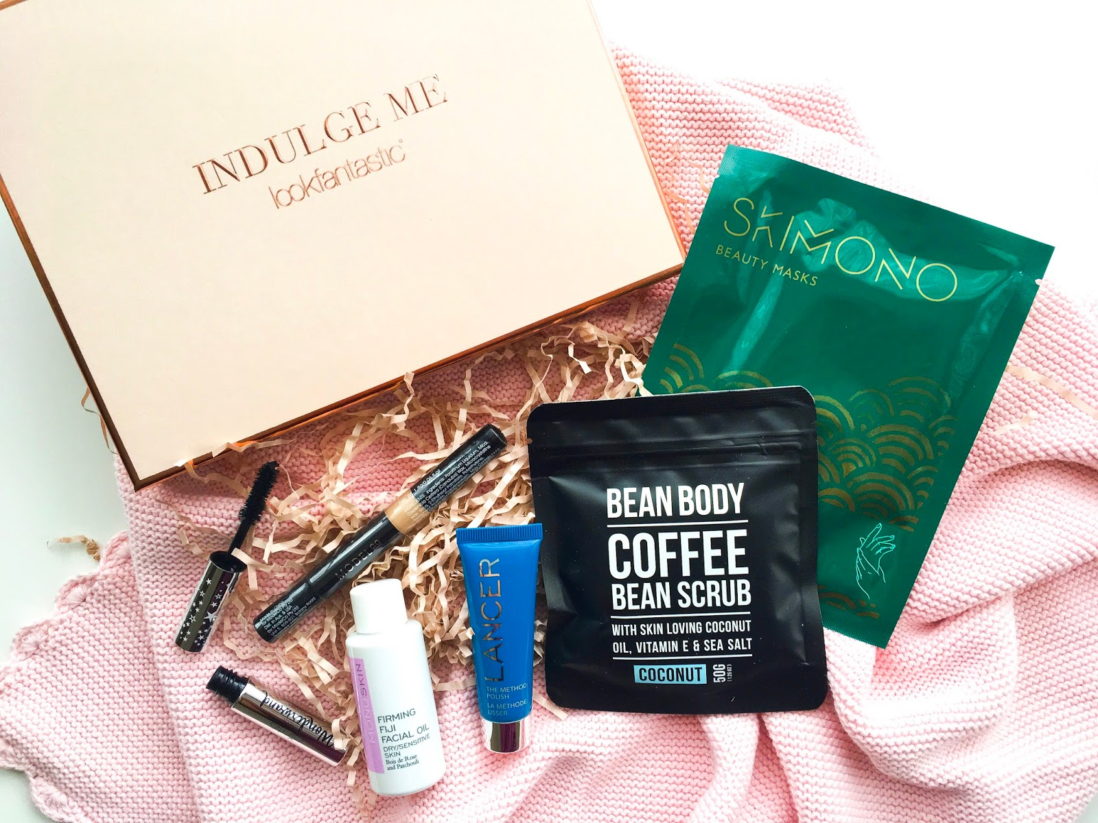 Look Fantastic Beauty Box indulge me edit review