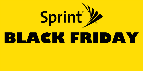 Sprint Black Friday deals