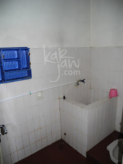 wisma wisata karimunjawa toilet