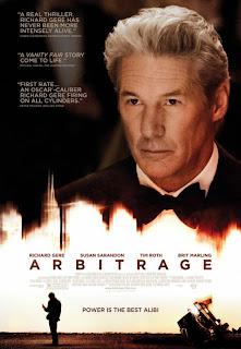 Arbitrage (2012) สุภาพบุรุษเหี้ยมลึก [Full HD 1080P]