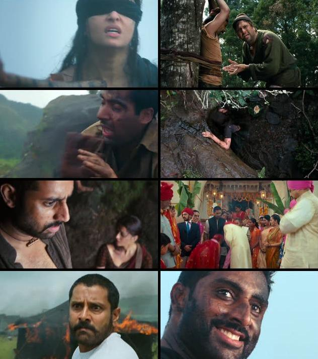 Raavan 2010 Hindi 480p HDRip