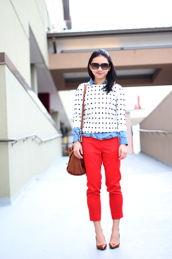 Dot & Red (+ Massimo Dutti Shoes Reviews)
