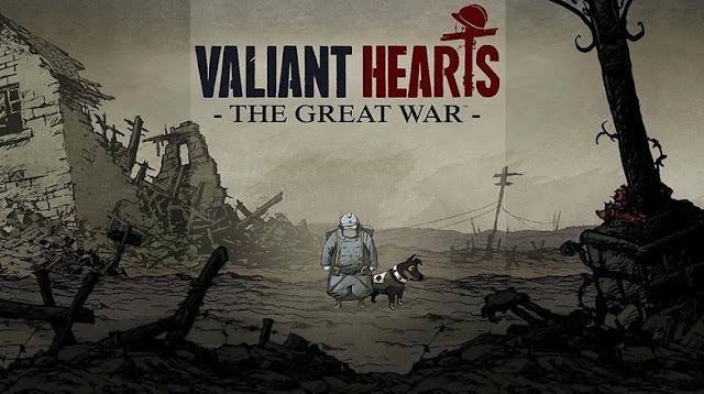 Valiant Hearts plays