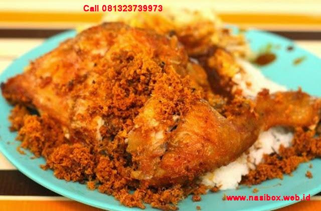 Resep ayam goreng padang nasi box walini ciwidey
