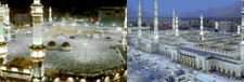LIVE Stream from Makkah & Madinah