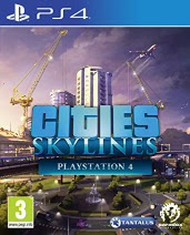 Cities Skylines – PS4