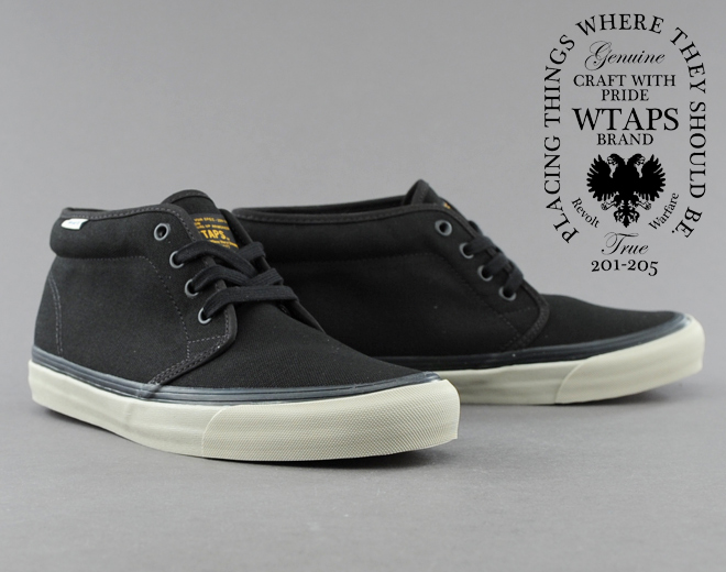 ... Chukka Lx and Sk8 Hi has received a real premium updated upper in some  good sober color choice ff3308b84