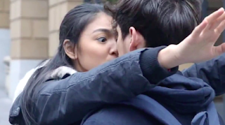 Nadine Lustre and James Reid in OTWOL