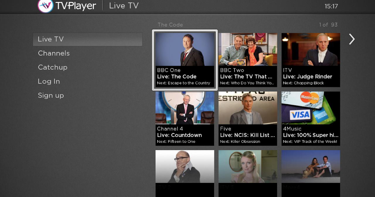TVPlayer brings live streaming to UK Roku devices ...