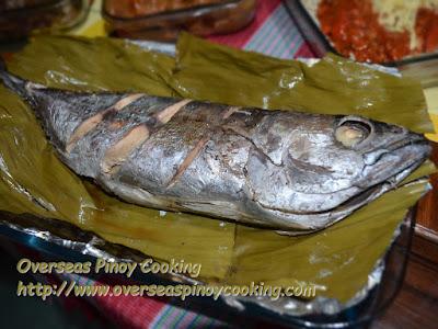 Grilled Tulingan