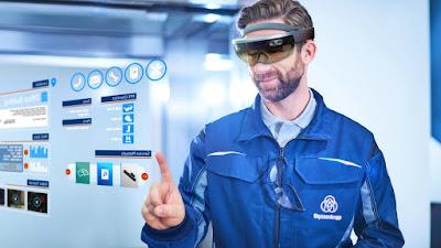 Manutenzione ascensori: Microsoft e ThyssenKupp la fanno con HoloLens
