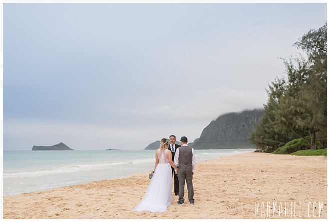 Oahu Elopement