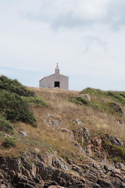 chapelle, port de la meule, ile d'yeu, bullelodie