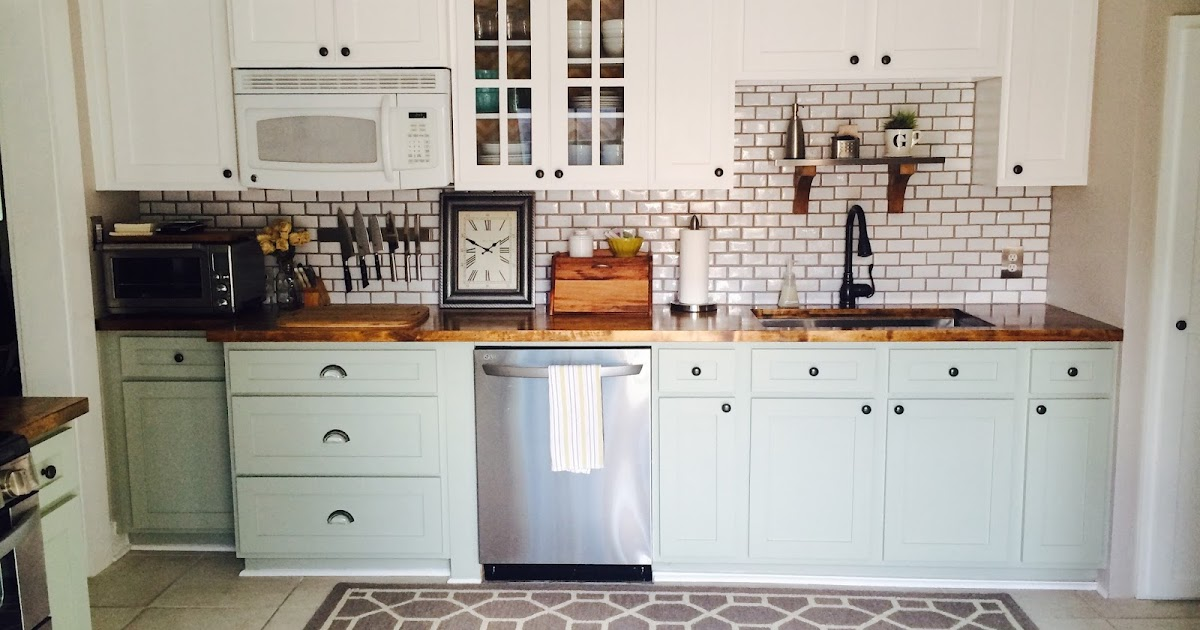 Benjamin Moore Chantilly Lace Kitchen Cabinets